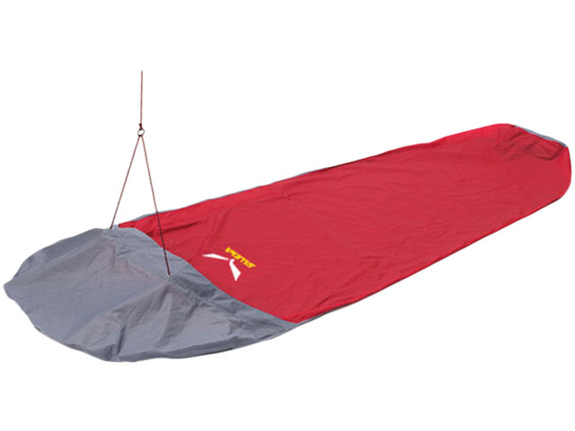 SALEWA PTX Bivy Bag II, red/anthracite